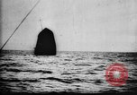 Image of German U-Boat sinks Allied ship United States USA, 1917, second 58 stock footage video 65675042369