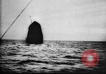 Image of German U-Boat sinks Allied ship United States USA, 1917, second 59 stock footage video 65675042369
