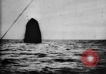 Image of German U-Boat sinks Allied ship United States USA, 1917, second 61 stock footage video 65675042369