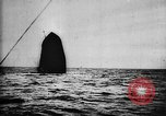 Image of German U-Boat sinks Allied ship United States USA, 1917, second 62 stock footage video 65675042369
