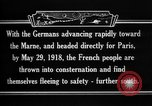 Image of French refugees France, 1918, second 4 stock footage video 65675042373