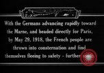Image of French refugees France, 1918, second 12 stock footage video 65675042373