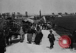 Image of French refugees France, 1918, second 25 stock footage video 65675042373