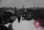 Image of French refugees France, 1918, second 36 stock footage video 65675042373