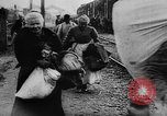 Image of French refugees France, 1918, second 41 stock footage video 65675042373