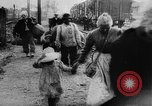 Image of French refugees France, 1918, second 43 stock footage video 65675042373