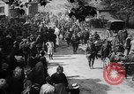 Image of French refugees France, 1918, second 57 stock footage video 65675042373