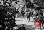 Image of French refugees France, 1918, second 60 stock footage video 65675042373