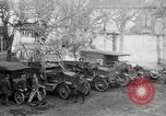 Image of French officers France, 1918, second 8 stock footage video 65675042376