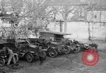 Image of French officers France, 1918, second 10 stock footage video 65675042376