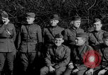 Image of French officers France, 1918, second 37 stock footage video 65675042376