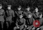 Image of French officers France, 1918, second 38 stock footage video 65675042376