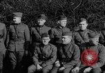 Image of French officers France, 1918, second 39 stock footage video 65675042376