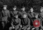 Image of French officers France, 1918, second 40 stock footage video 65675042376