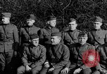 Image of French officers France, 1918, second 41 stock footage video 65675042376