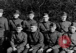 Image of French officers France, 1918, second 42 stock footage video 65675042376