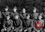 Image of French officers France, 1918, second 43 stock footage video 65675042376