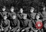 Image of French officers France, 1918, second 44 stock footage video 65675042376