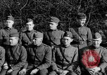 Image of French officers France, 1918, second 47 stock footage video 65675042376