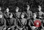 Image of French officers France, 1918, second 49 stock footage video 65675042376