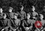 Image of French officers France, 1918, second 51 stock footage video 65675042376