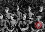 Image of French officers France, 1918, second 52 stock footage video 65675042376