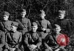 Image of French officers France, 1918, second 53 stock footage video 65675042376