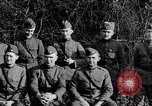 Image of French officers France, 1918, second 55 stock footage video 65675042376