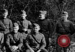 Image of French officers France, 1918, second 57 stock footage video 65675042376