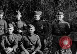 Image of French officers France, 1918, second 58 stock footage video 65675042376