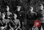 Image of French officers France, 1918, second 59 stock footage video 65675042376