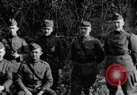 Image of French officers France, 1918, second 60 stock footage video 65675042376