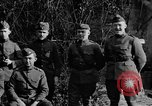 Image of French officers France, 1918, second 61 stock footage video 65675042376