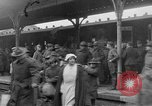 Image of Allied soldiers France, 1918, second 29 stock footage video 65675042381