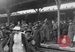 Image of Allied soldiers France, 1918, second 30 stock footage video 65675042381