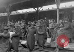 Image of Allied soldiers France, 1918, second 31 stock footage video 65675042381