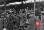 Image of Allied soldiers France, 1918, second 33 stock footage video 65675042381