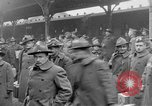 Image of Allied soldiers France, 1918, second 36 stock footage video 65675042381