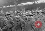 Image of Allied soldiers France, 1918, second 40 stock footage video 65675042381