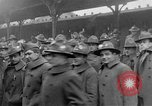 Image of Allied soldiers France, 1918, second 41 stock footage video 65675042381