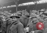 Image of Allied soldiers France, 1918, second 43 stock footage video 65675042381