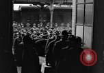 Image of Allied soldiers France, 1918, second 44 stock footage video 65675042381