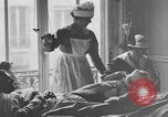 Image of injured soldier France, 1918, second 5 stock footage video 65675042388