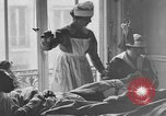 Image of injured soldier France, 1918, second 6 stock footage video 65675042388