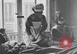 Image of injured soldier France, 1918, second 10 stock footage video 65675042388