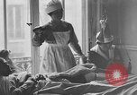 Image of injured soldier France, 1918, second 16 stock footage video 65675042388