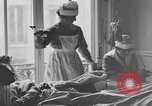Image of injured soldier France, 1918, second 21 stock footage video 65675042388