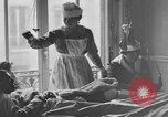 Image of injured soldier France, 1918, second 25 stock footage video 65675042388