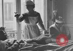Image of injured soldier France, 1918, second 26 stock footage video 65675042388