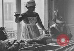 Image of injured soldier France, 1918, second 27 stock footage video 65675042388